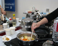 特に揚げ物と煮込み料理が得意なんです
