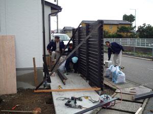 石川県金沢市の3代つづいている工務店です