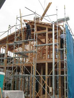 注文住宅ならではの手作り住宅です。1棟〃丁寧に仕上げていきます。