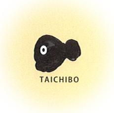 太一坊さんのロゴのお魚ちゃん